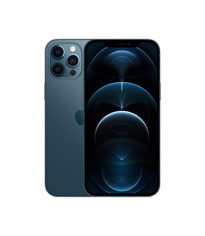 أبل أيفون 12 Pro Max - يدعم شريحتي اتصال - 128 جيجا - 6 جيجا رام