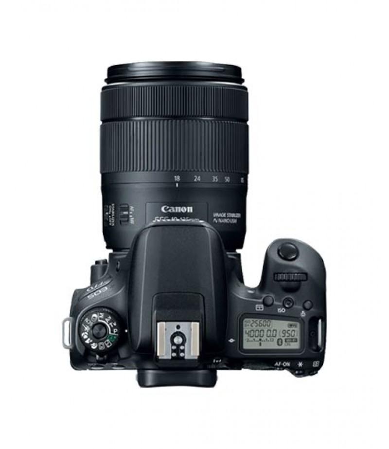 كانون EOS 77D (18-55 is stm) (International Warranty)