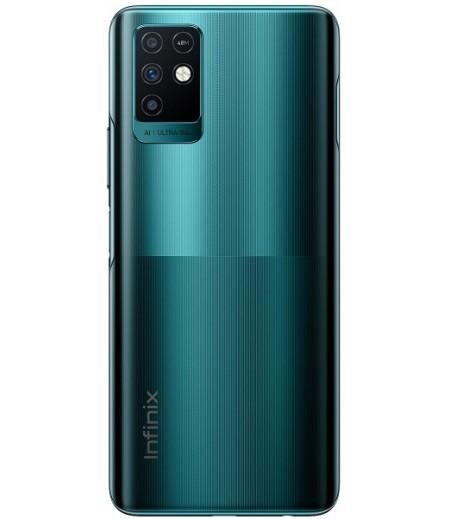 انفنكس نوت 10 - يدعم شريحتي اتصال - 128 جيجا - 6 جيجا رام
