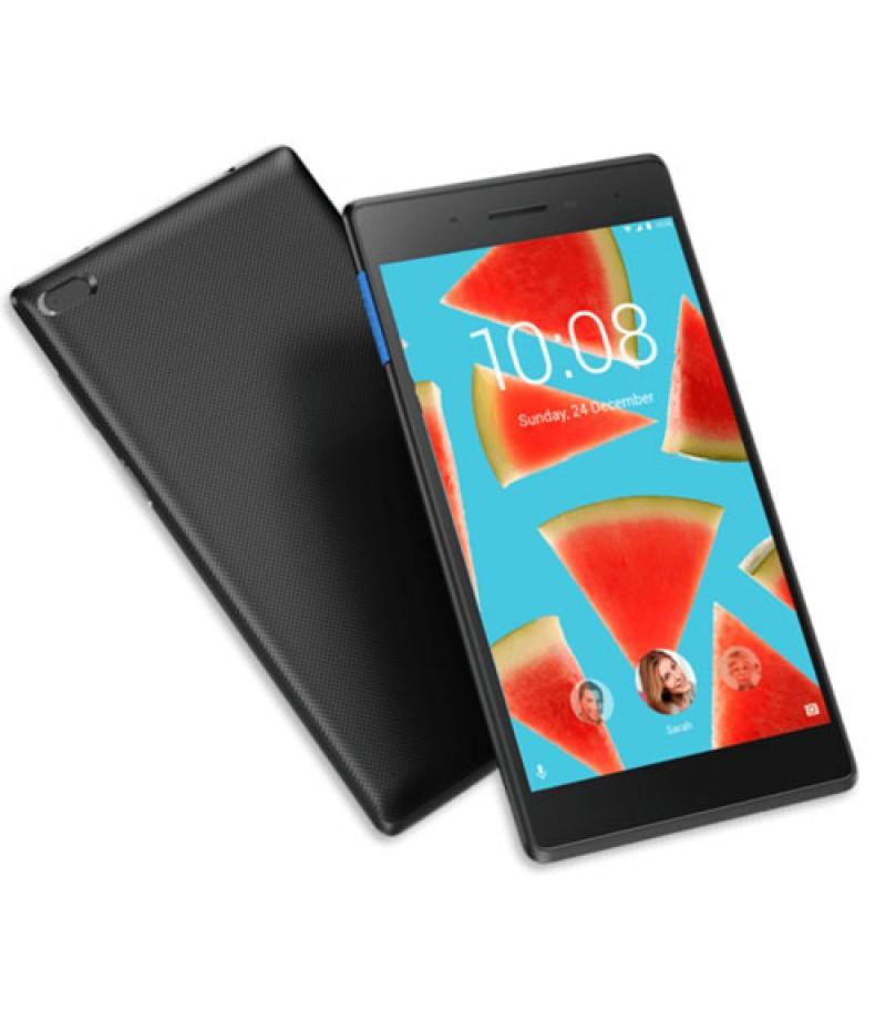 تابلت لينوفو تاب 7 TB-7304i - شاشة 7 انش، 16 جيجا، رام 1 جيجا، تابلت يدعم مكالمات صوتية
