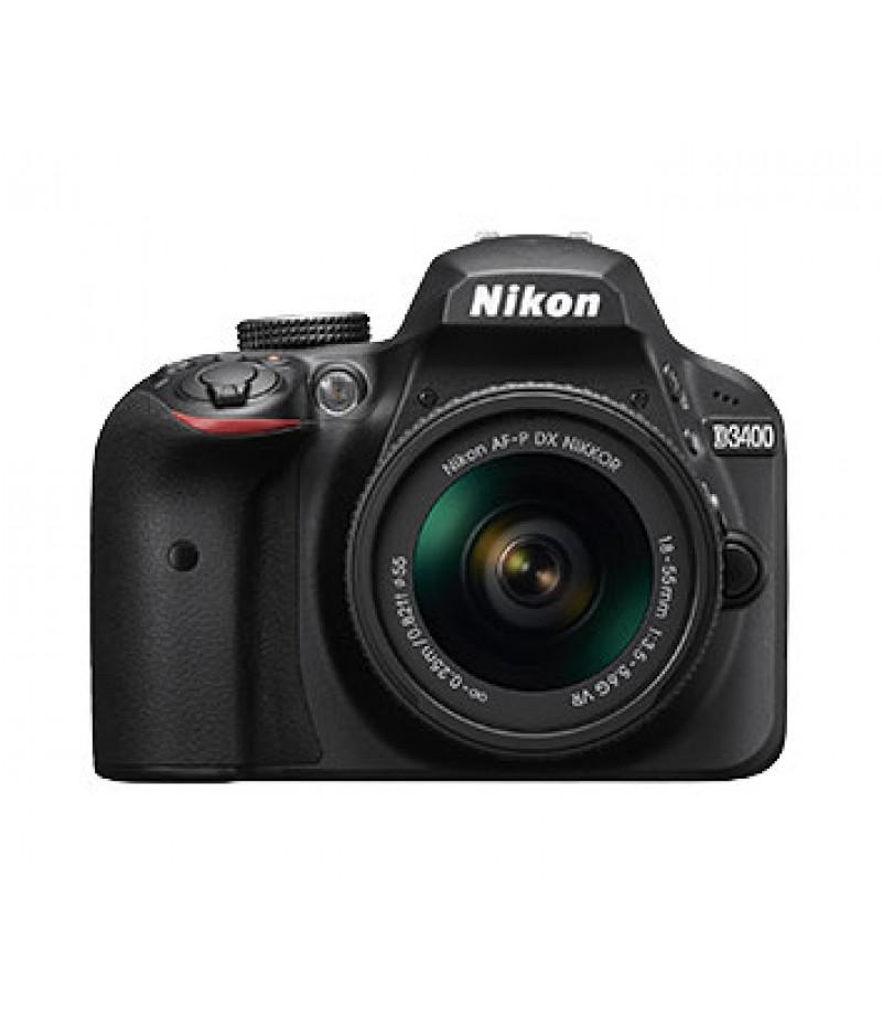 نيكون D3400 (18-55 VR)