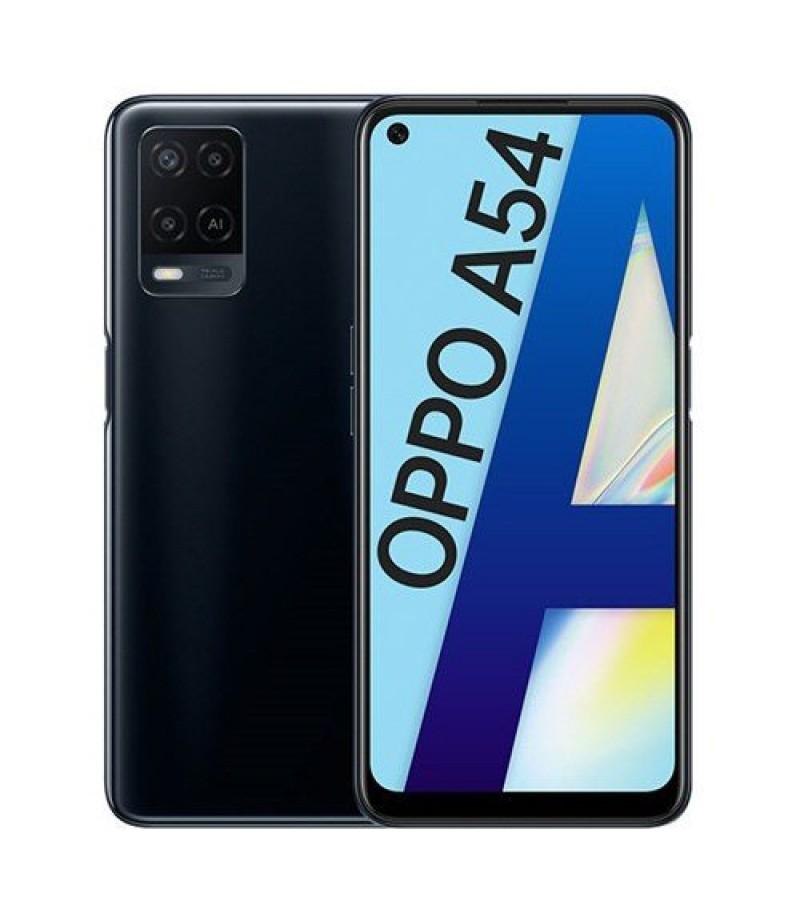 اوبو A54 - يدعم شريحتي اتصال - 128 جيجا - 4 جيجا رام