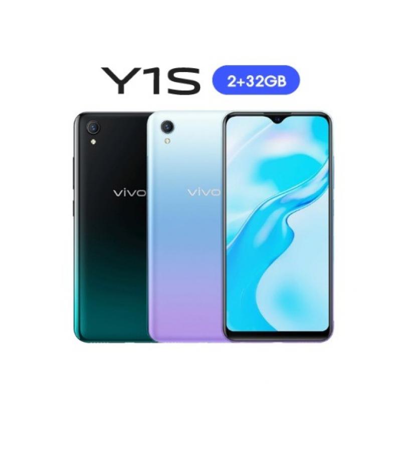 فيفو Y1s - يدعم شريحتي اتصال - 32 جيجا - 2 جيجا رام