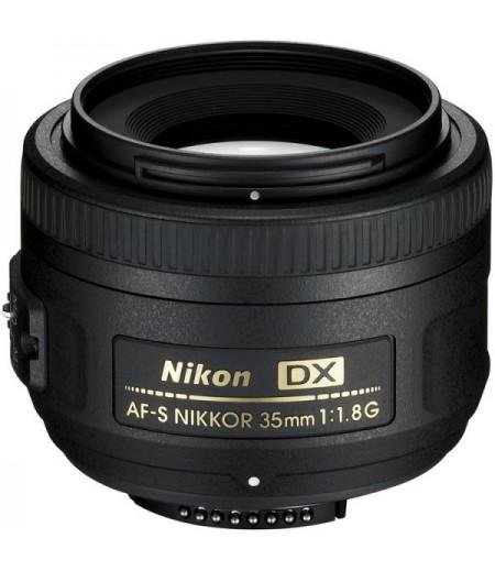 عدسة نيكون AF-DX NIKKOR 35 مم f / 1.8G