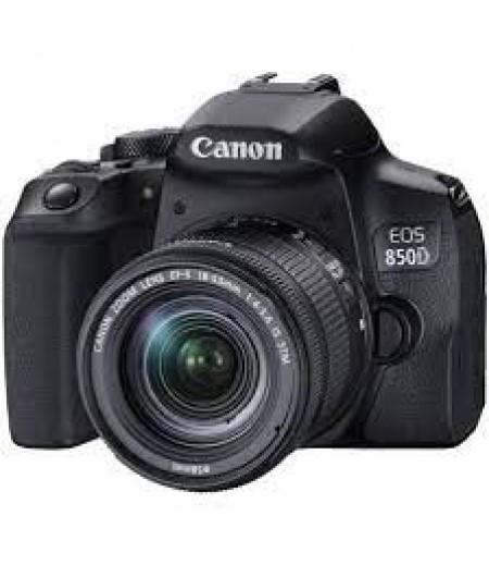 كاميرا كانون EOS 850D (18-55) IS STM