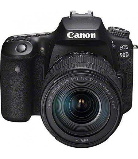 كاميرا CANON EOS 90D (18-135) IS STM